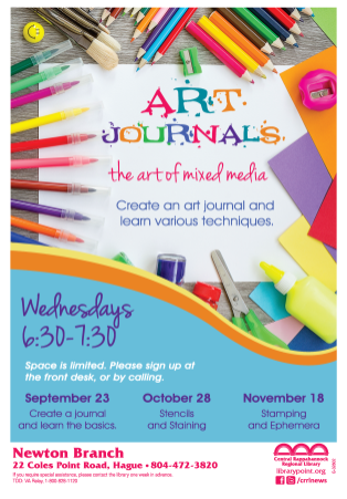 #32802 Art Journals