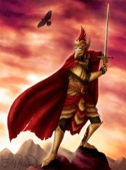 Alastair's Armor