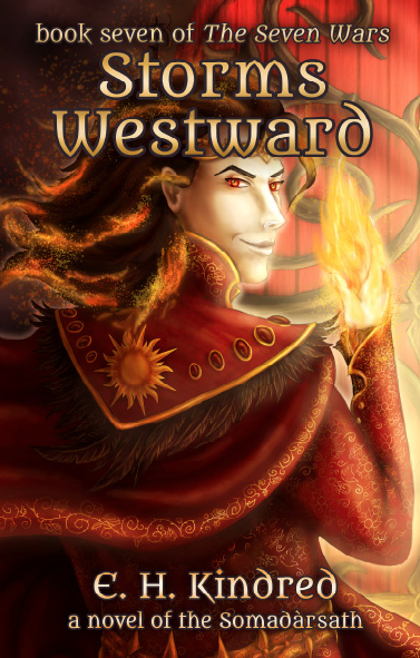 Storms Westward Cover