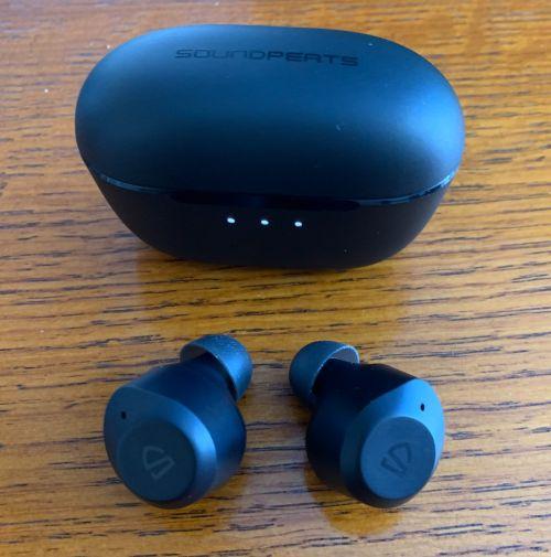 Soundpeats t2 True Wireless Earbuds