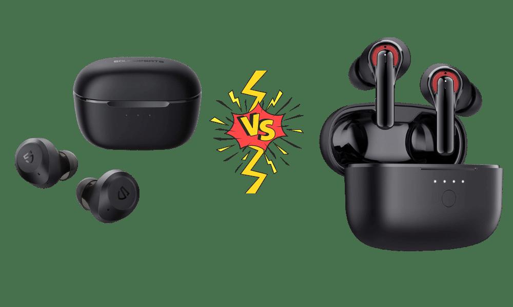 Tribit Flybuds C1 vs Soundpeats T2