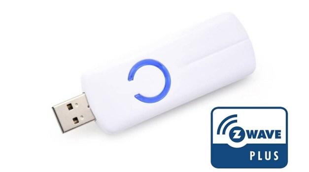 Z-Wave USB Stick installeren