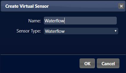 Waterflowmeter in Domoticz