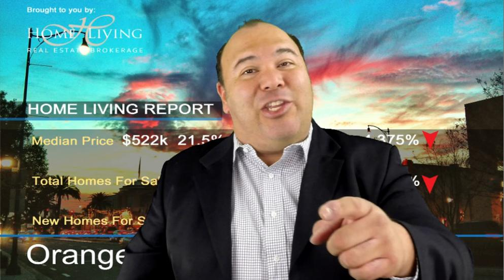 Orange County Real Estate Report February 2014 by Diego Loya