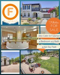 1810 Catlin ST, Fullerton 92833