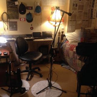 recording studio equipment list: the essential 33 items