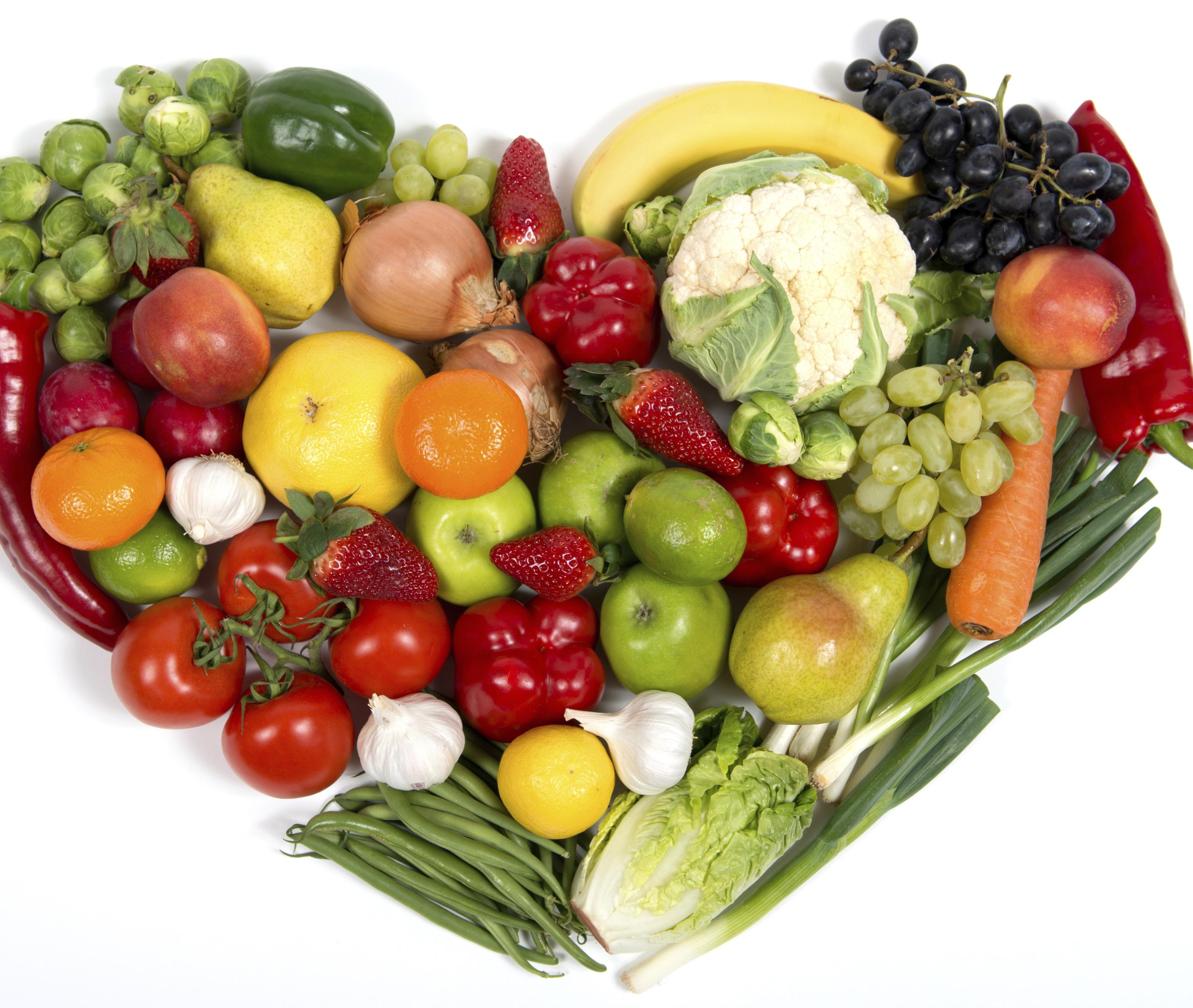 Choose Heart Healthy Foods