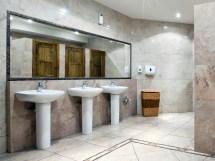 Close Restroom Bacteria Easy Health