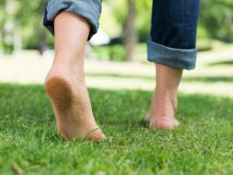 Earthing Science Of Walking Barefoot - Easy Health