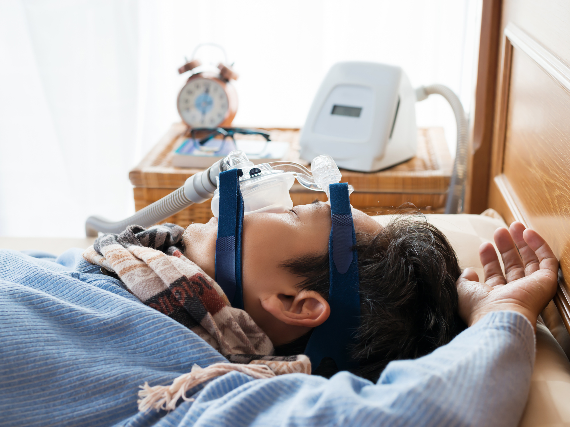 Why a CPAP machine could prevent Alzheimer's - Easy Health ...