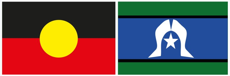 Image result for ABoriginal Torres Strait Islands Flag