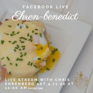 Eggs Benedict Ad