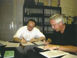 Milan Bulaty & Peter Schirmbacher