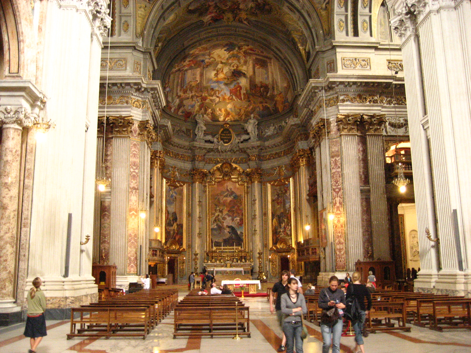 Day 14 Rome Part 1 All Is Grist