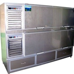 Mortuary Refrigerator - TWO Body Side loading