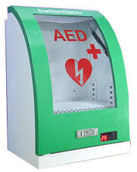 MDA-H1 AED Cabinet