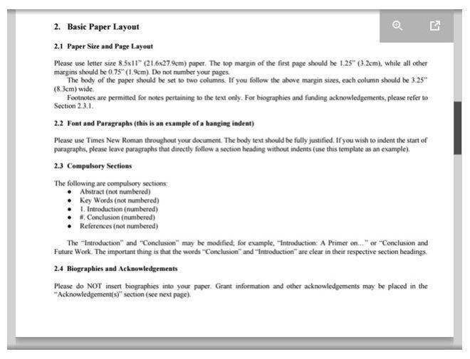 Google Drive PDF embed