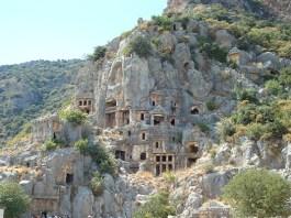Skaljnije grobnici - Mira Turcija