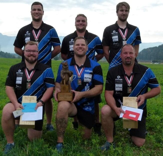 Gruppenmeisterschaftsfinal in Oberdiessbach