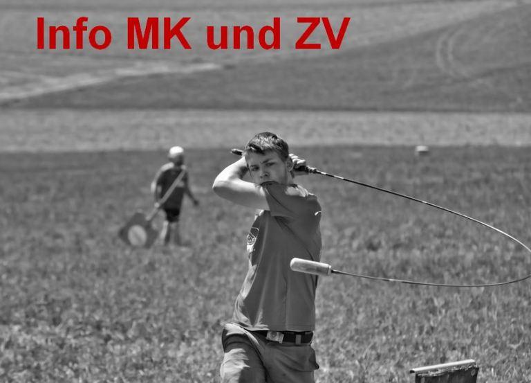 Info ZV und MK