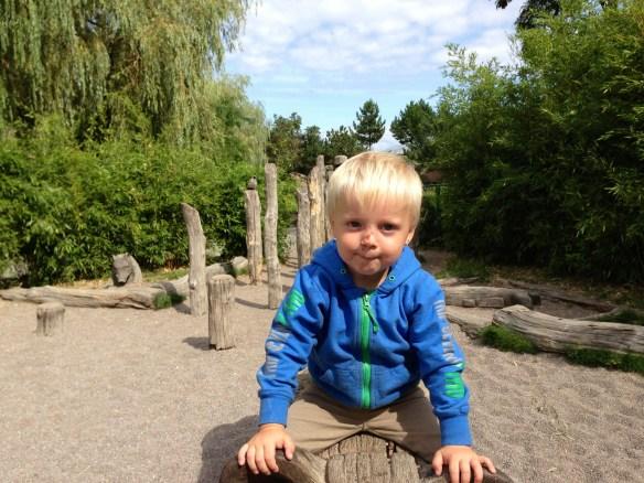 Casper i zoo