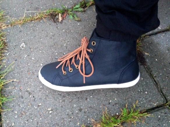 Nye sko til mig
