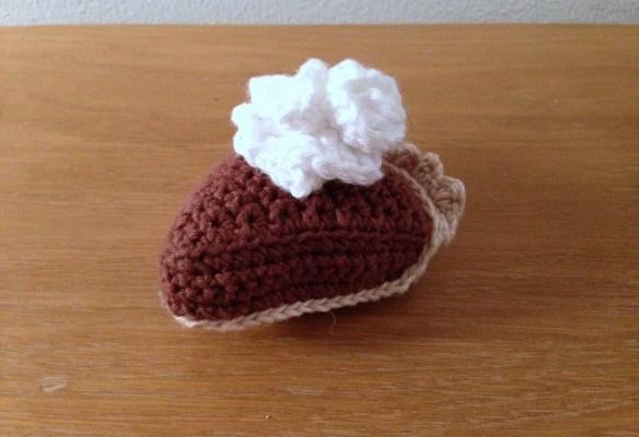 Hæklet chokoladetærte – nu med dansk opskrift