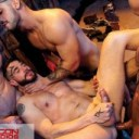 Demons Fuck & Save Cum For The Devil - Full Scene - FalconStudios gay xxarxx