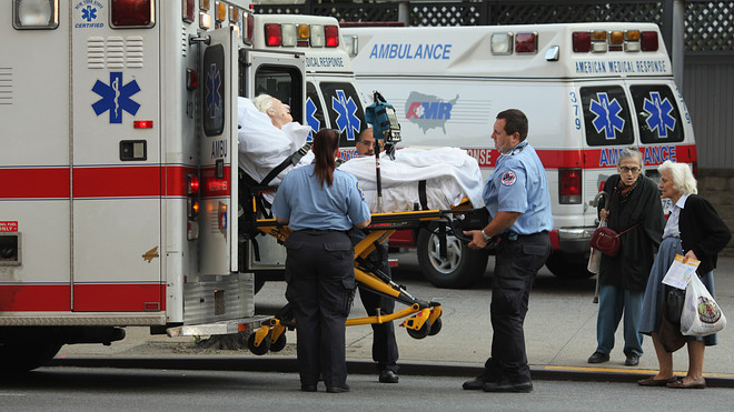 10 things firefighters and paramedics won't tell you - MarketWatch