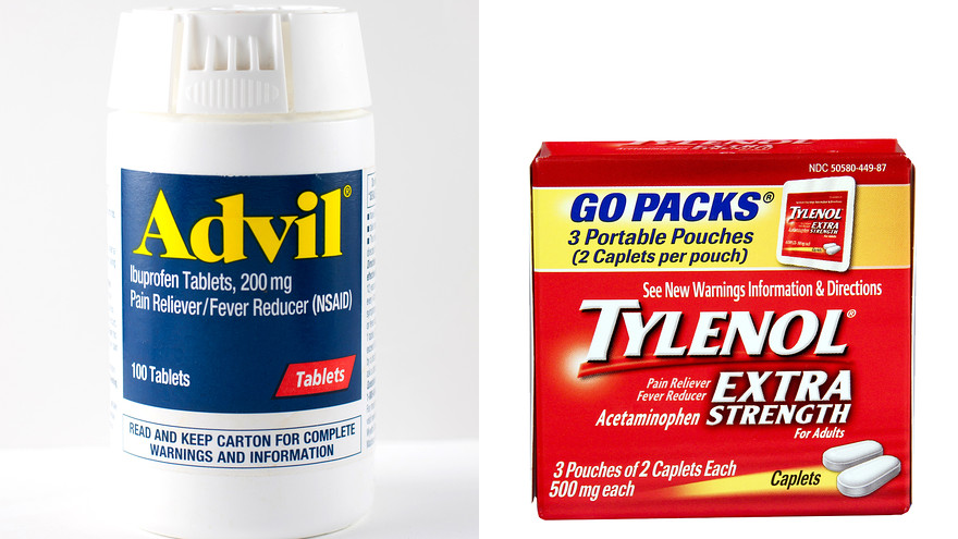 Advil and Tylenol: Which works better for what? - MarketWatch
