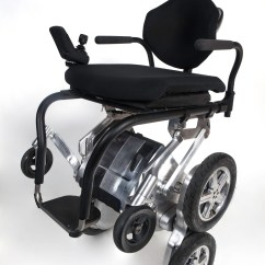 Stair Climbing Chair Milano Office Chairs Zimbabwe Toyota And Segway Inventor Team Up On