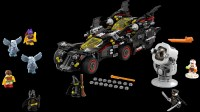 The Lego Batman Movie: Lego releases Ultimate Batmobile ...