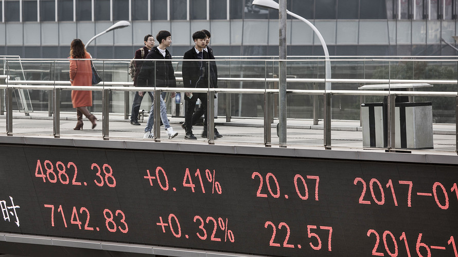 Shanghai index loses yearly gain but other Asian stocks rise modestly - MarketWatch