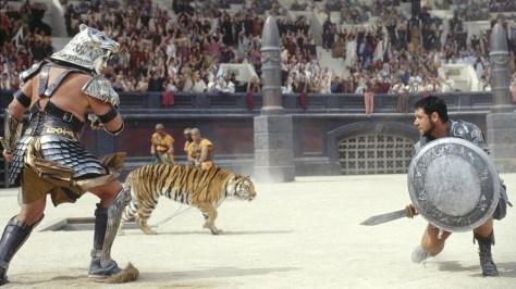 Gladiator op Netflix België