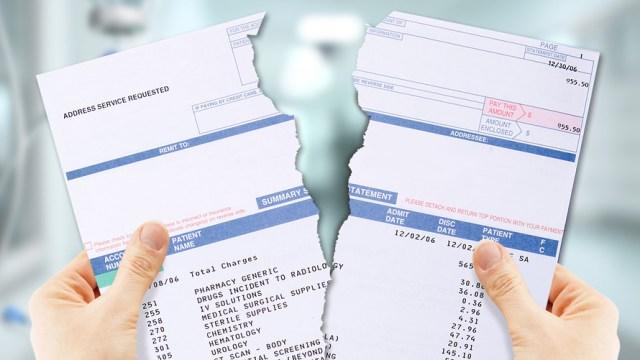 Image result for Medical Bills