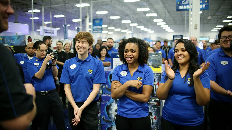 Yet another twist for retail as Best Buy and Amazon bring