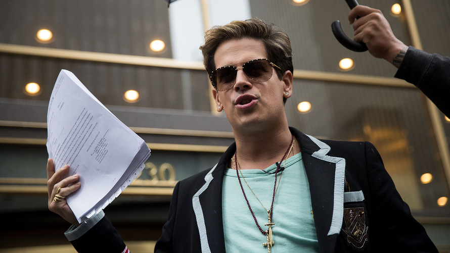 Milo Yiannopoulos gets married in Hawaii  MarketWatch