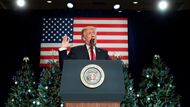 Trump Today President Tweets Anti Muslim Propaganda