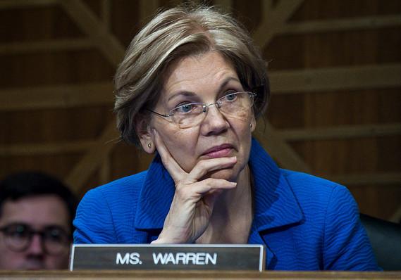 Getty images senator elizabeth warren also releases dna results on native american ancestry as rh marketwatch