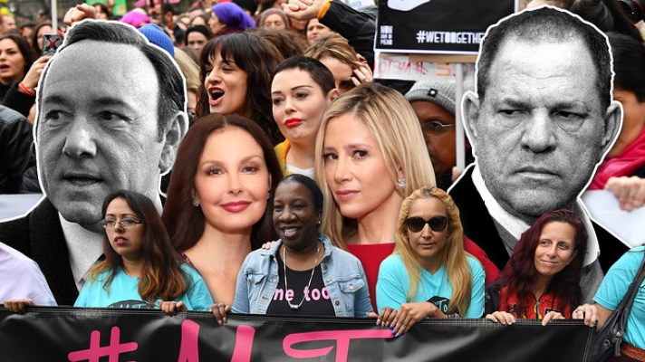How the #MeToo movement is changing Hollywood - MarketWatch
