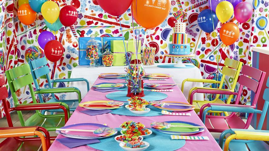 Boys 17th Birthday Theme