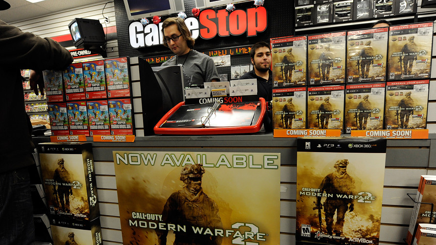 Gamestop Says It S No Longer For Sale Stock Promptly