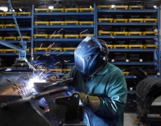 ISM says manufacturers grow for first time in 6 months - but that was before coronavirus