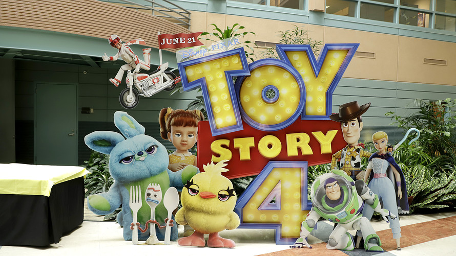 Toy Story 4 Expected To Revive Weekend Box Office After