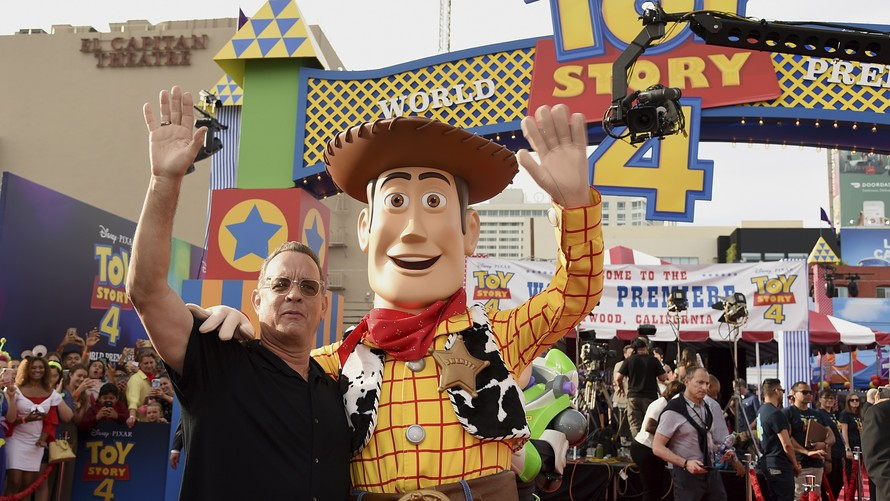 Toy Story 4 Easily Opens At No 1 Although 118 Million