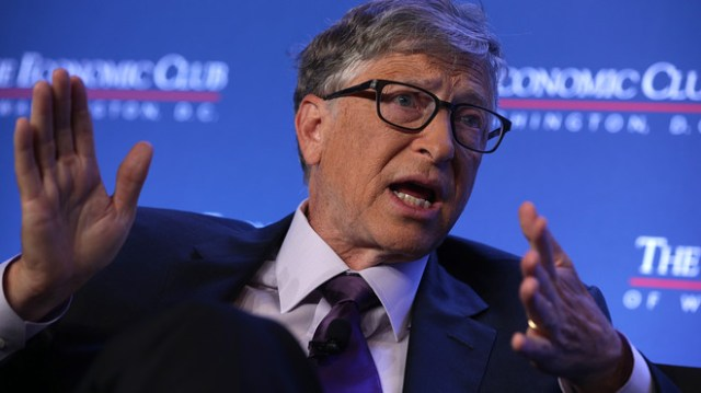 Bill Gates: As things get back to 'semi-normal,' it's impossible ...