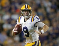 Facebook fundraiser kicked off after Heisman speech by LSU quarterback Burrow has raised nearly $500,000 for Ohio food bank