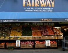 New York grocery chain Fairway disputes report that it's closing all locations