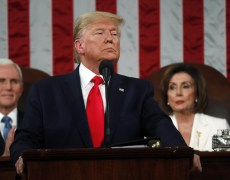 Trump acquitted by Senate, ending historic impeachment trial