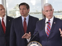 Pence coronavirus call with Senate Democrats reportedly goes off the rails